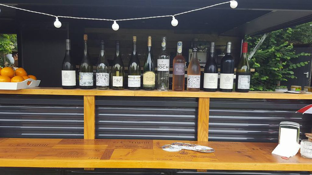 HY Sixty Seven - Winetruck - Arrangement HY Luxury wijnen