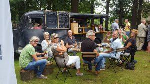 HY Sixty Seven - Winetruck - Events - 16e International Citroën Car Club Rally