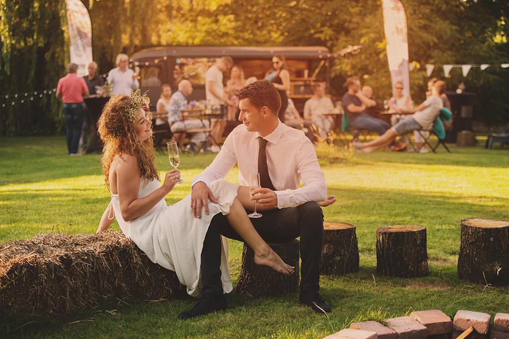 HY Sixty Seven - Winetruck - Arrangement HY Wedding
