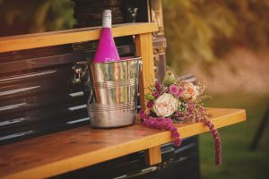 HY Sixty Seven - Winetruck - Arrangement HY Champagne