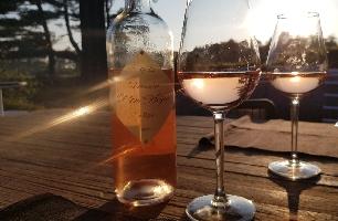Pink wine. Het mag weer!